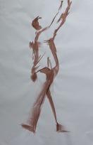 reaching acrylic wash1