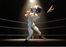 Richard, vintage boxer